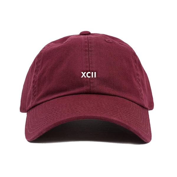 XCII Maroon Dad Hat