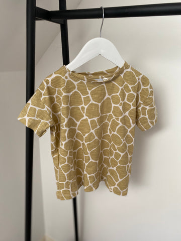 Brick Cheetah T-shirt