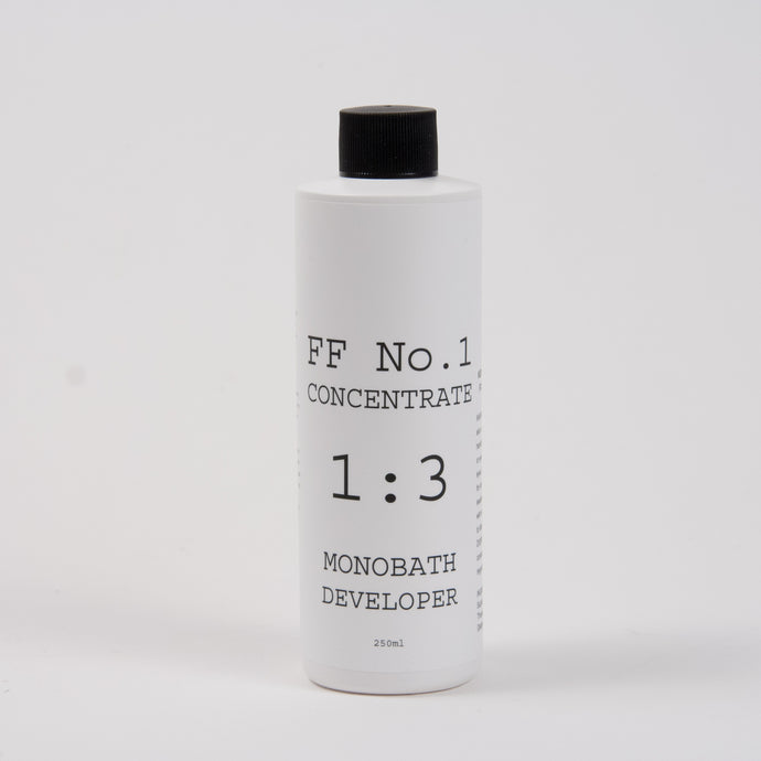 FF No.1 CONCENTRATE 1:3 MONOBATH DEVELOPER (250ml)
