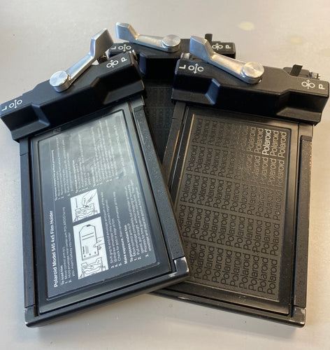 545 Polaroid Land Film Holder (**CERTIFIED**)