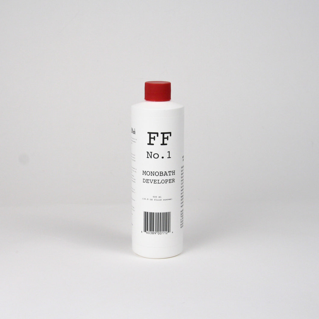 FF No.1 MONOBATH DEVELOPER - 500ml