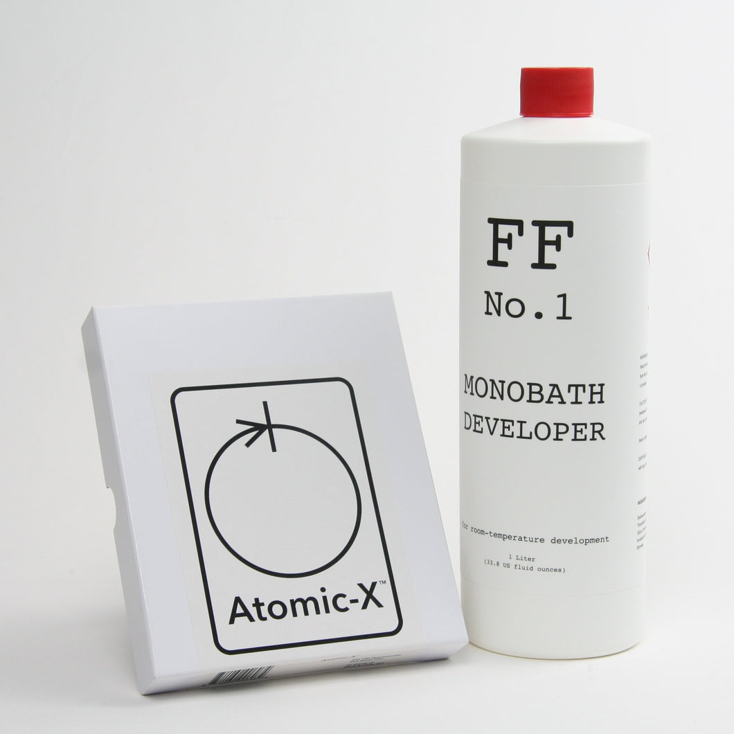 Atomic-X + FF No.1 MONOBATH **Bundle** (1-Liter)