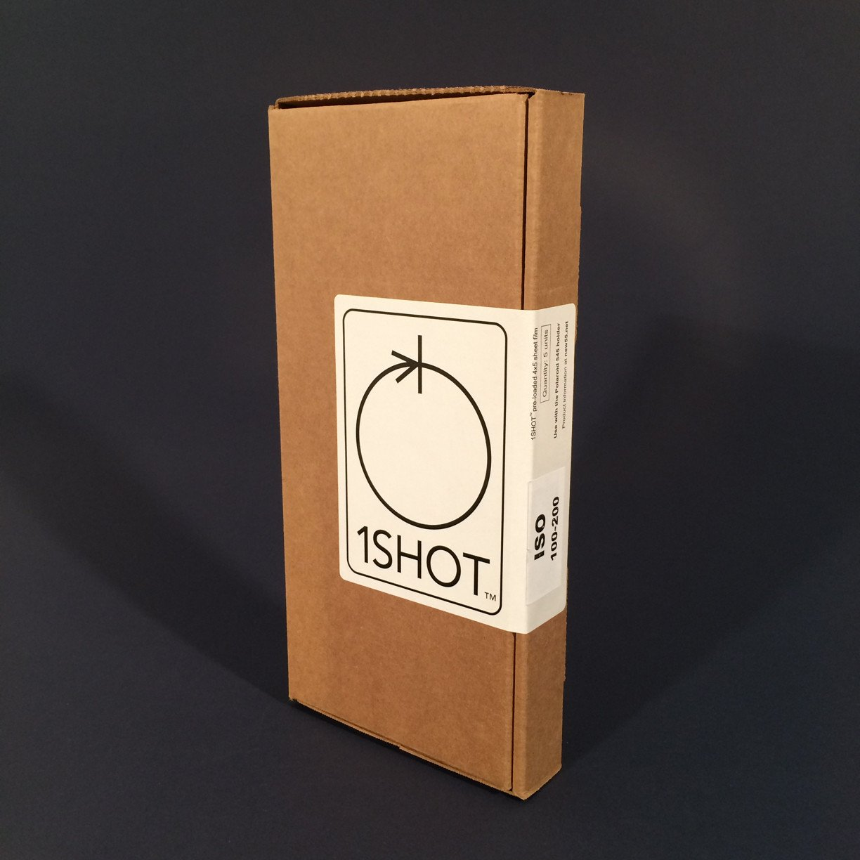 1SHOT Ready Loaded Sheet Film – The (Famous) Large & Small