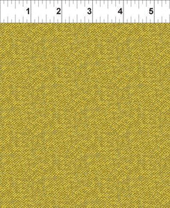 In The Beginning Fabrics, Texture Graphix, Tweedy, Gold, 3TG 12