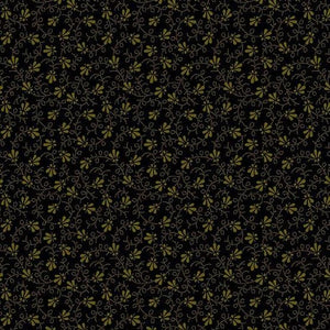 Andover, 2020 Trinkets by Kathy Hall, Dotty Vine, Black, A-9016-K
