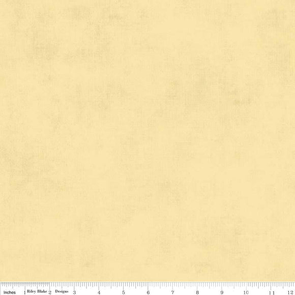 Riley Blake Designs, Cotton Shade, Lemon, C200-61