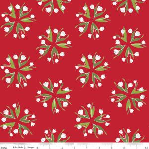Penny Rose Fabrics, This & That, Red, C6742-RED