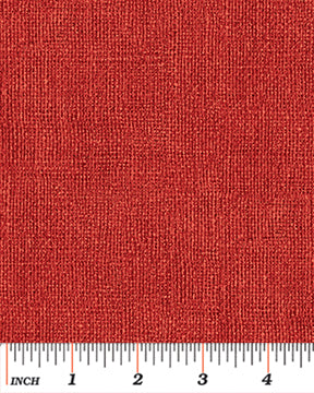 Benartex, Dover HIll, Burlap, Red, 757-15