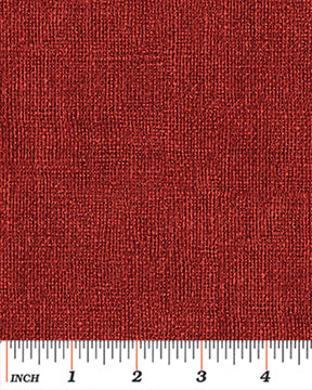 Benartex, Dover HIll, Burlap, Dark Red, 757-19