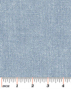 Benartex, Dover HIll, Burlap, Sea Blue, 757-52