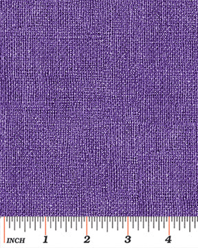 Benartex, Dover HIll, Burlap, Grape, 757-65
