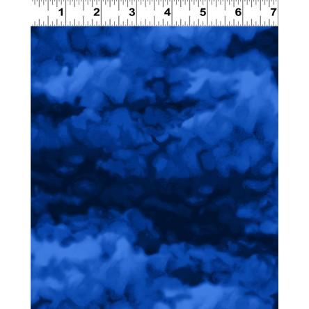 Clothworks, Misty, Royal Blue, Y2539-31