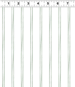 Clothworks, Secret Garden, Medium Stripe 2, Y2628-2