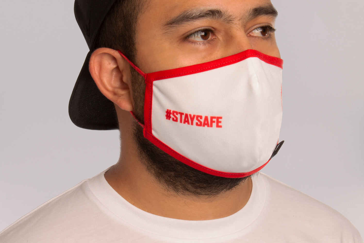 Mascarilla #STAYSAFE