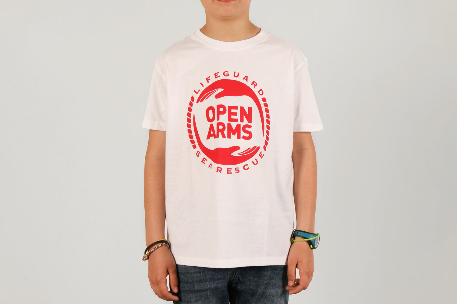 Camiseta Open Arms