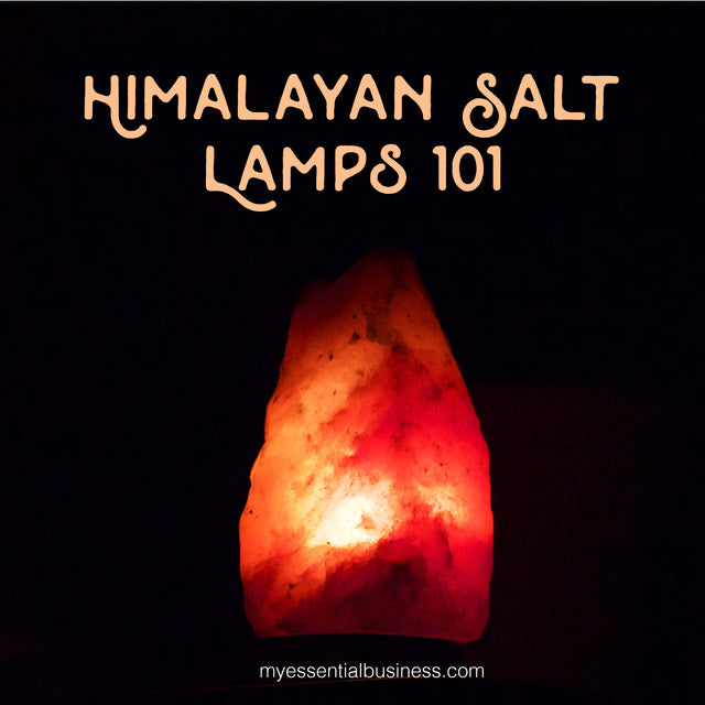 Himalayan Salt Lamps 101