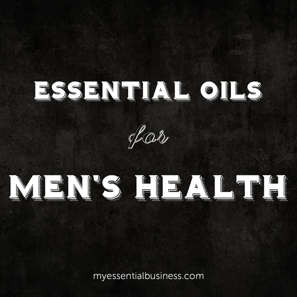Essential Oils for Men's Health