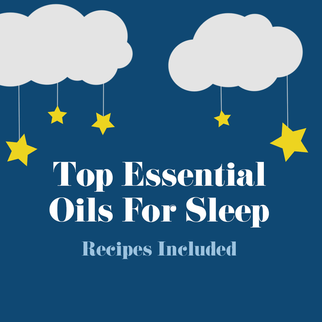 Top Essential Oils For Sleep