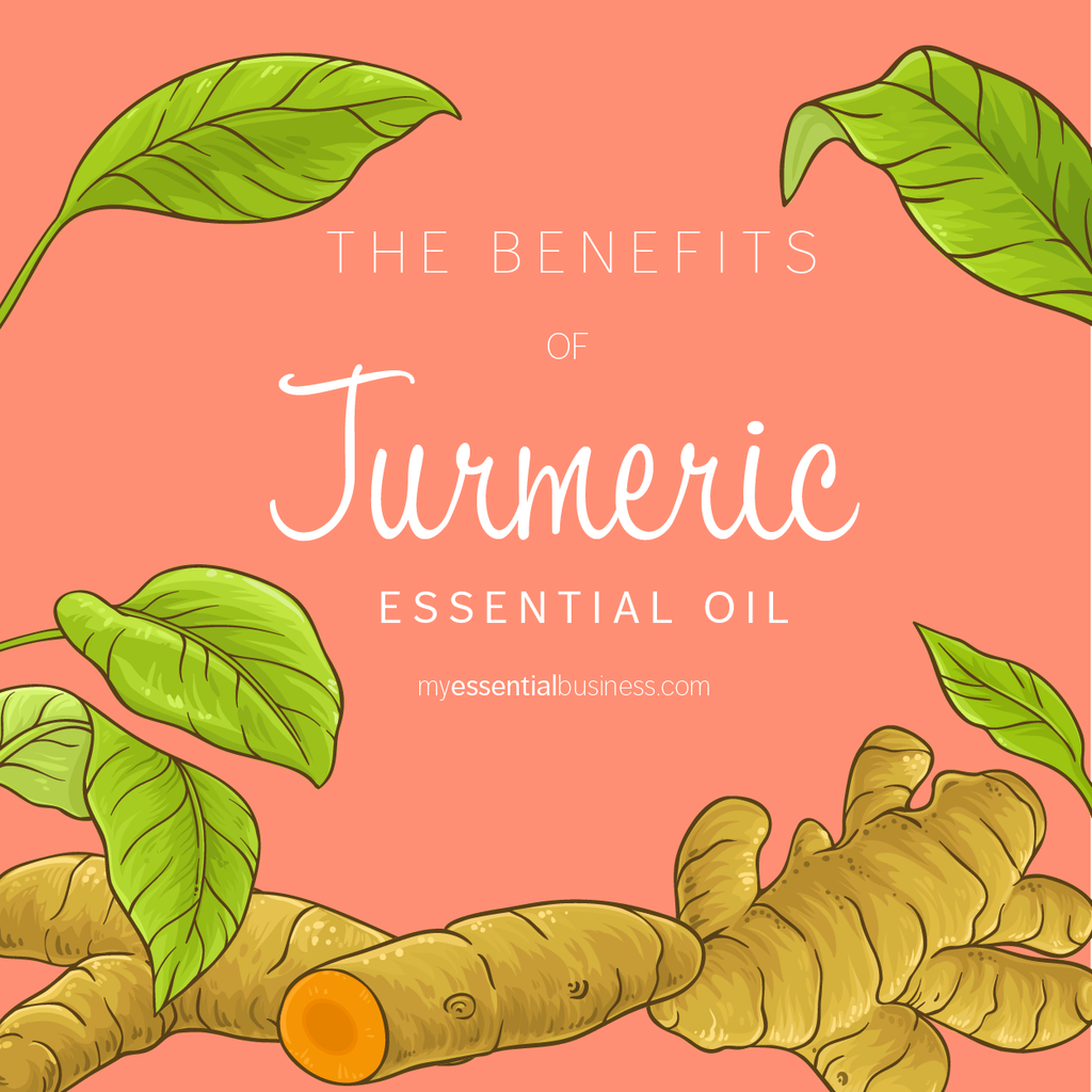 The Benefits of Turmeric Essential Oil