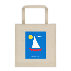 Happy Sailing Tote Bag