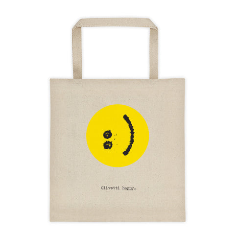 Olivetti Happy Tote Bag