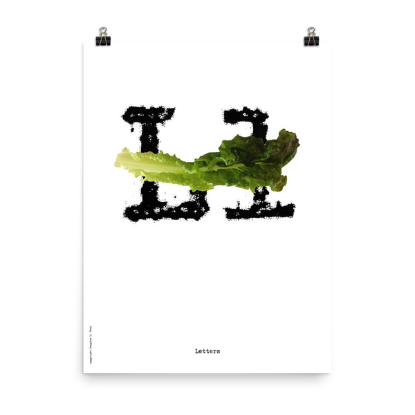 Letters Poster