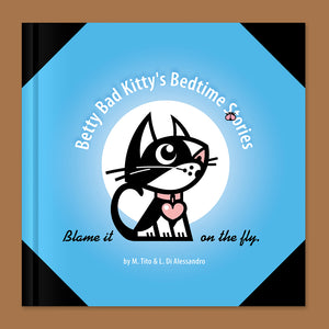 BETTY BAD KITTY BOOK