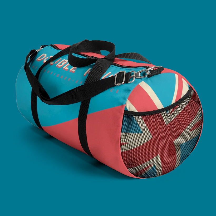 DOUBLE VISION DUFFEL BAGS