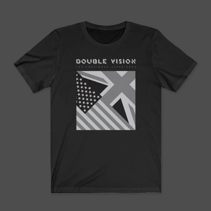 DOUBLE VISION MEN'S TEES