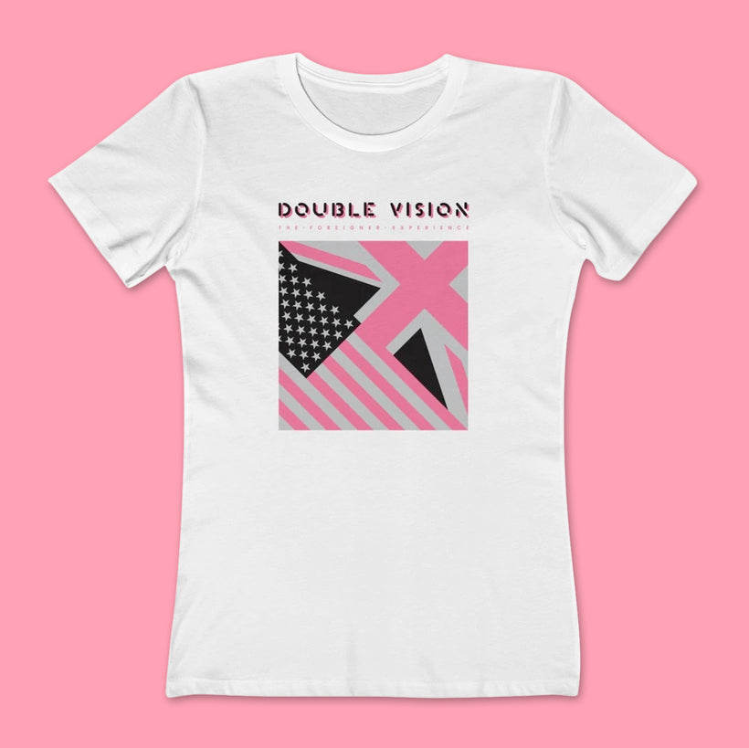 DOUBLE VISION WOMEN'S TEES