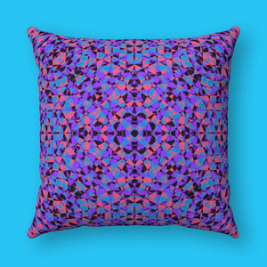 GEOMETRIC RESONANCE PILLOWS