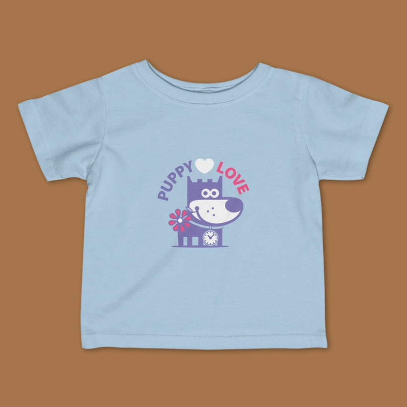 GOOD PUPPY INFANT TEES