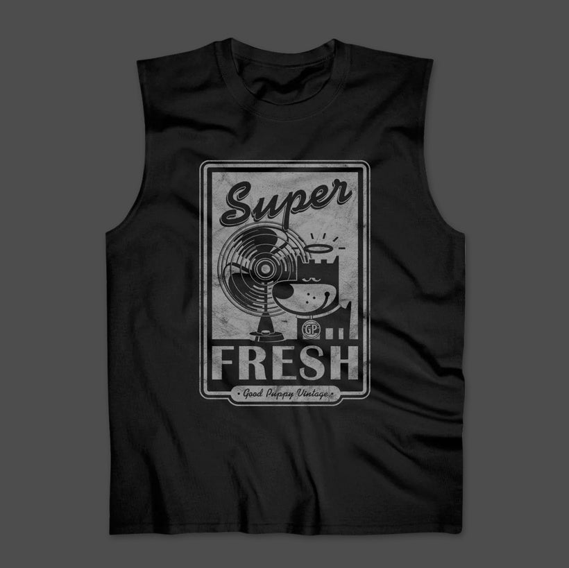 GOOD PUPPY MEN'S TANKS