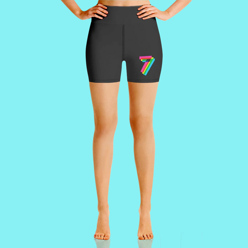 GOOGOL YOGA SHORTS