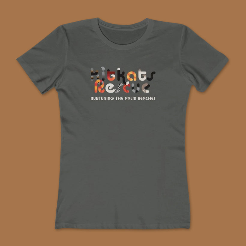 KITKATS RESCUE WOMEN'S TEES