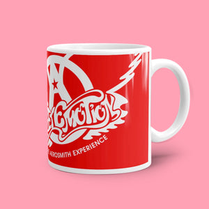 Sweet Emotion Logo Ceramic Mug