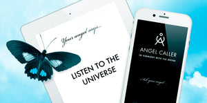 ANGEL CALLER In Harmony With The Divine . Divination App