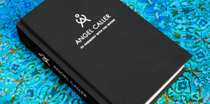 ANGEL CALLER In Harmony With The Divine . Divination Book