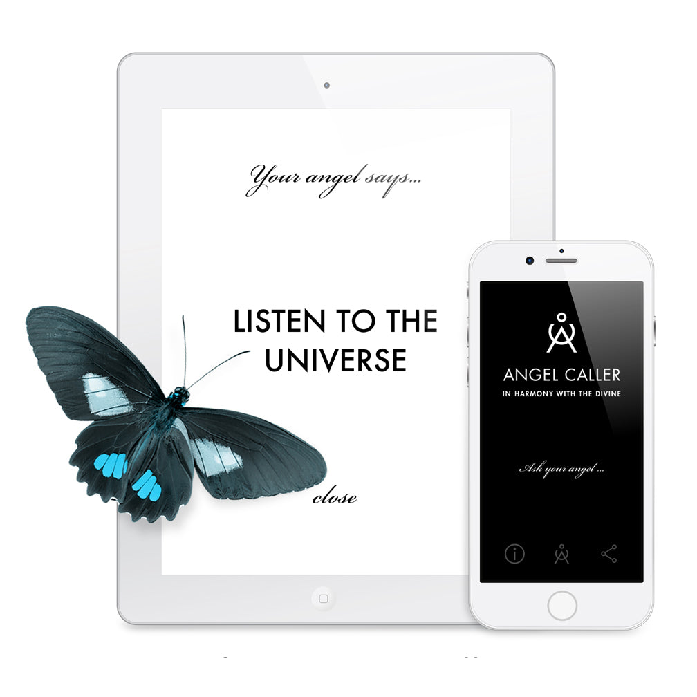 ANGEL CALLER In Harmony With The Divine App - Divination App