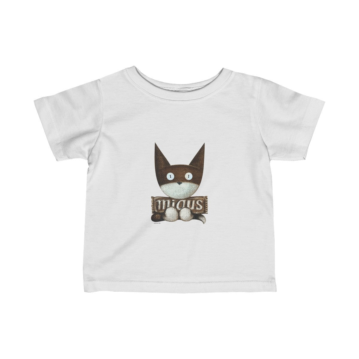 Meta Miracle . Infant Fine Jersey Tee