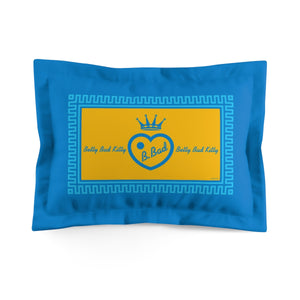 Betty Bad Kitty . Pop I . Logo . Pillow Sham