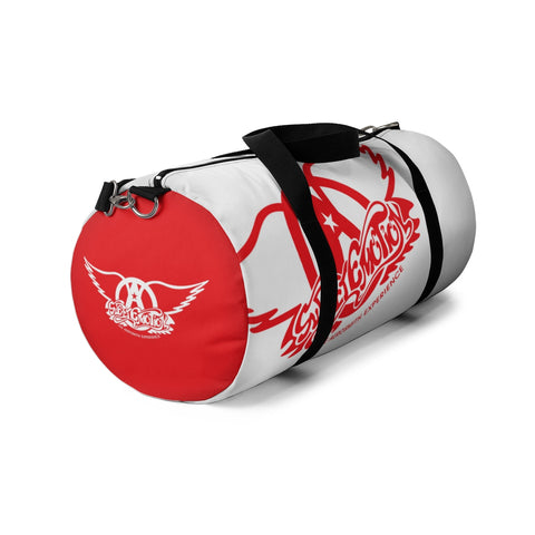 Sweet Emotion . Red White Logo . Duffel Bag