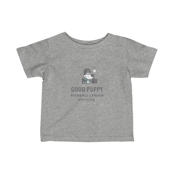 Infant Fine Jersey Tee, Unique T-Shirts, GOOD PUPPY VINTAGE