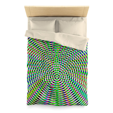 All Out Of Nothing . Duvet Cover . Twin