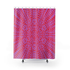 The One I . Shower Curtains