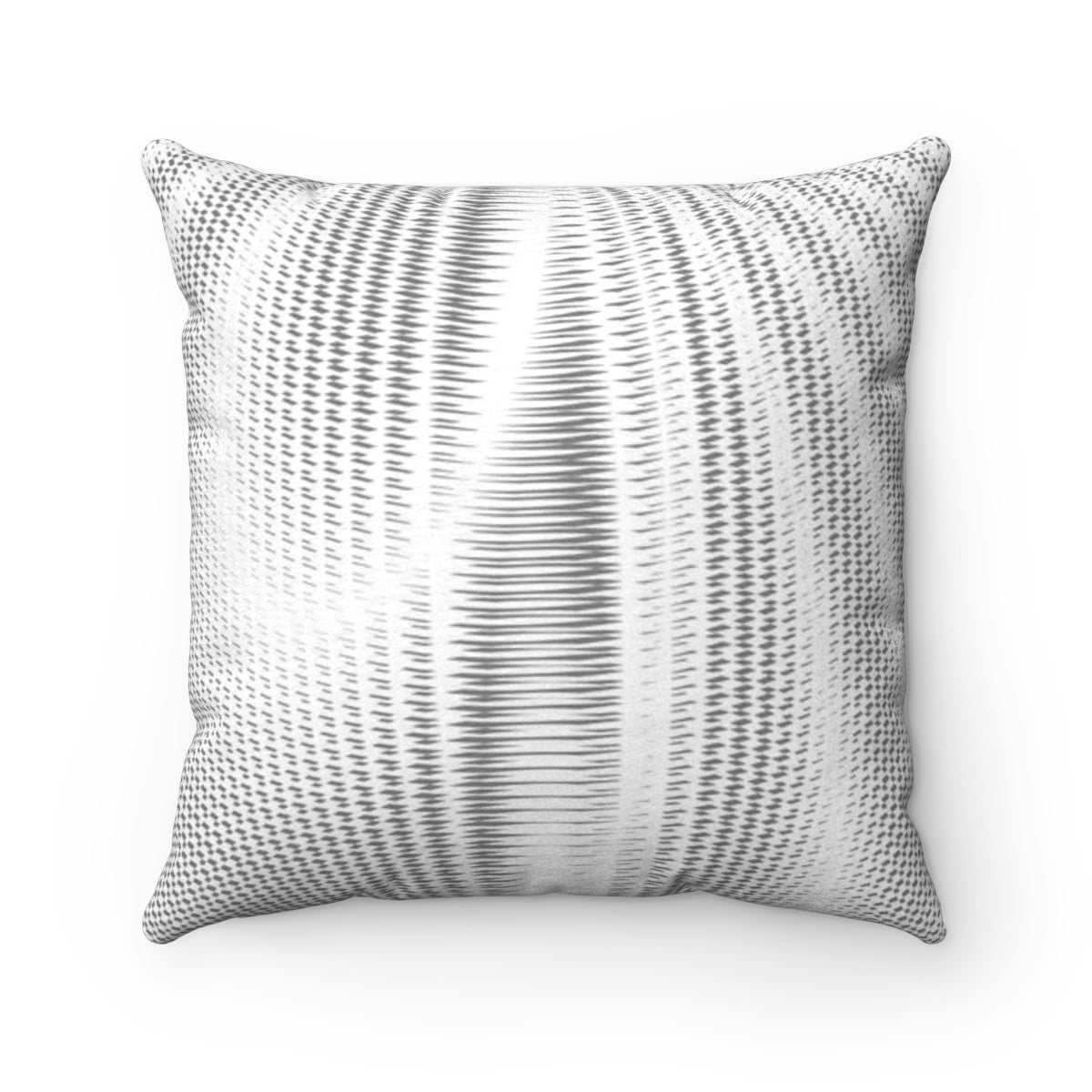 Inner Light XI . Faux Suede Square Pillow