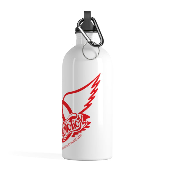 Sweet Emotion . Red Logo . Stainless Steel Water Bottle