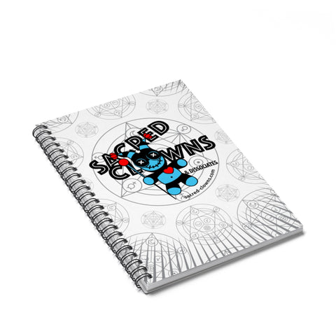 Logo . Spiral Notebook