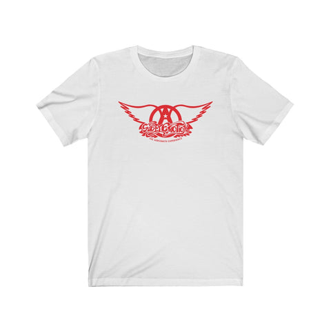 Sweet Emotion . Red Logo . Unisex Cotton Tee
