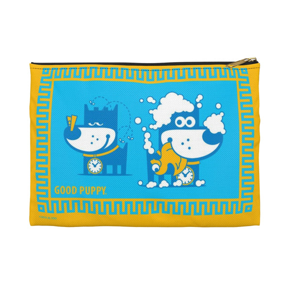 Bath Puppy I . Accessory Pouch